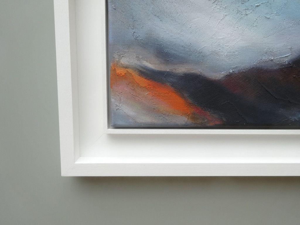 Evening Light - frame detail