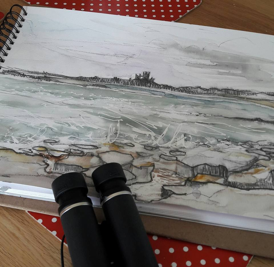 Sketching in Low Newton