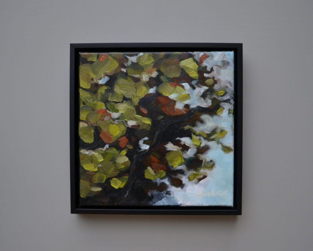 Autumn oil on canvas