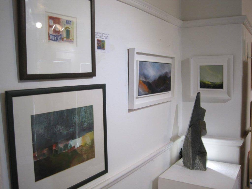 Pyramid Gallery (shown alongside work by artists from York Artworkers' Association)