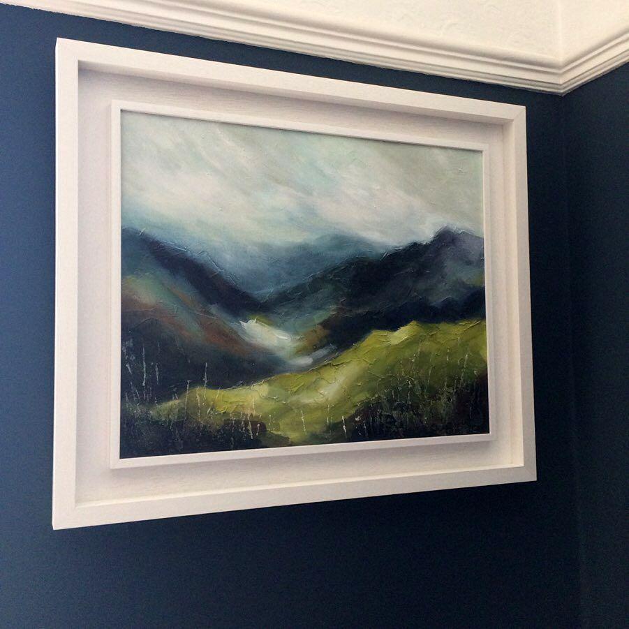 In situ at Corner Gallery, York (photo © Kay Dower, Corner Gallery)