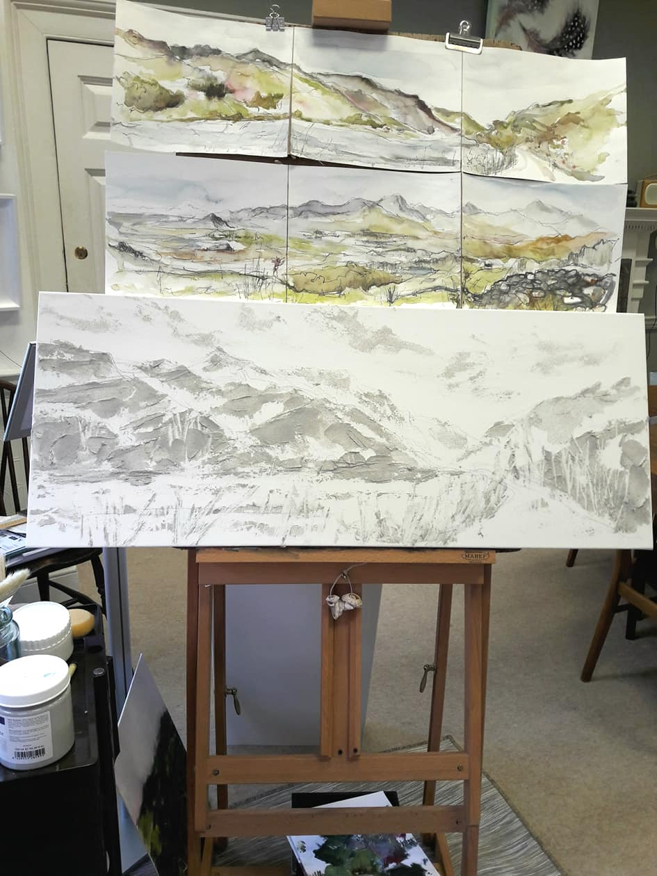 Commission in Progress