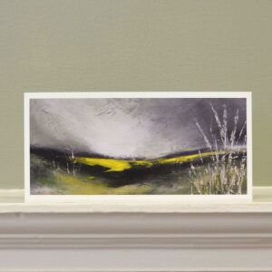 'Barton le Willows' art card