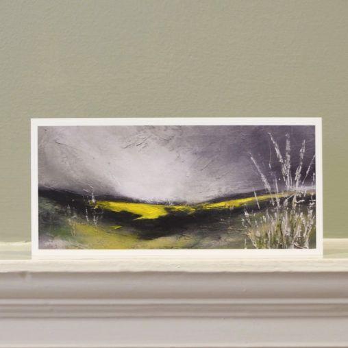 'Barton le Willows' art card