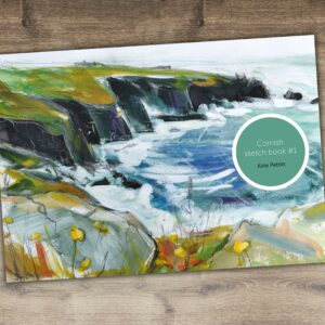 Cornwall Sketch Book #1