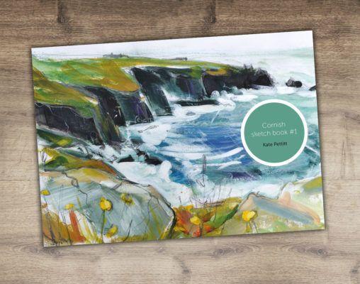 Cornwall Sketch Book #1