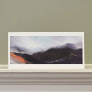 'Evening Light' art card