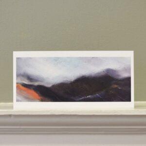 'Evening Light' art card