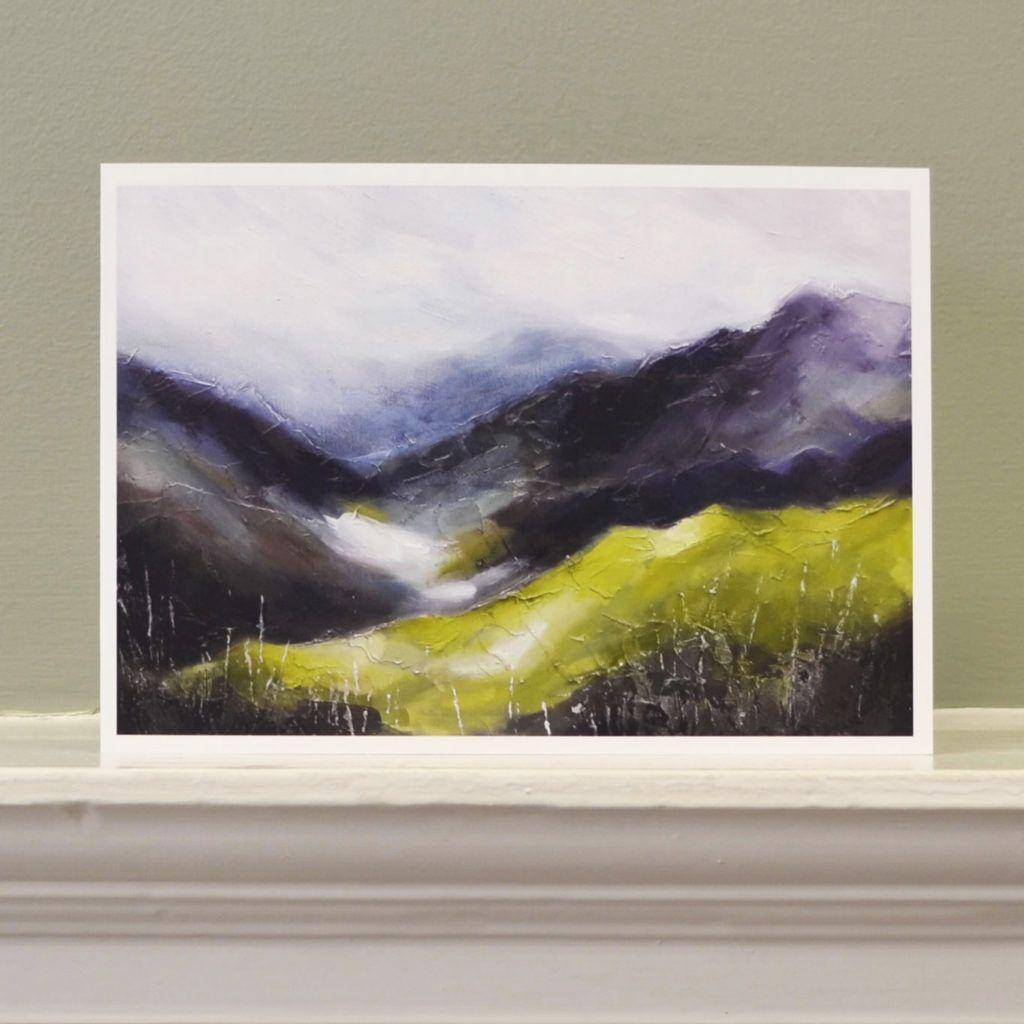 'Pasture' art card