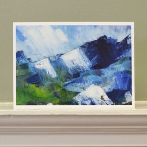 'Rhinogs' art card