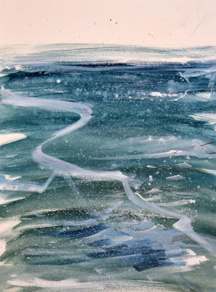 Sea study - currents