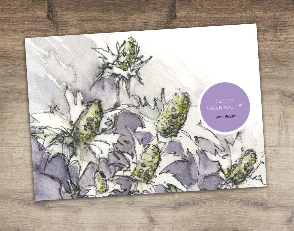 Gardens Sketch Book #1