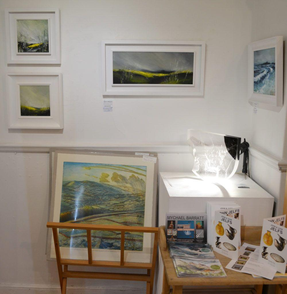 'Barton le Willows' series and 'Castle Coast'