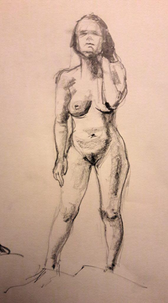 10 minute graphite study