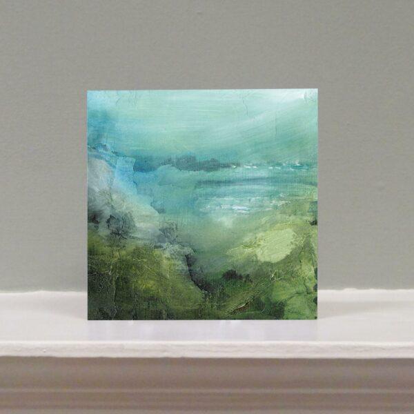Lands End art card