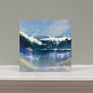 Sennen Reflections art card