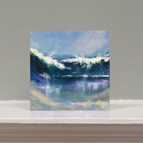 Sennen Reflections art card