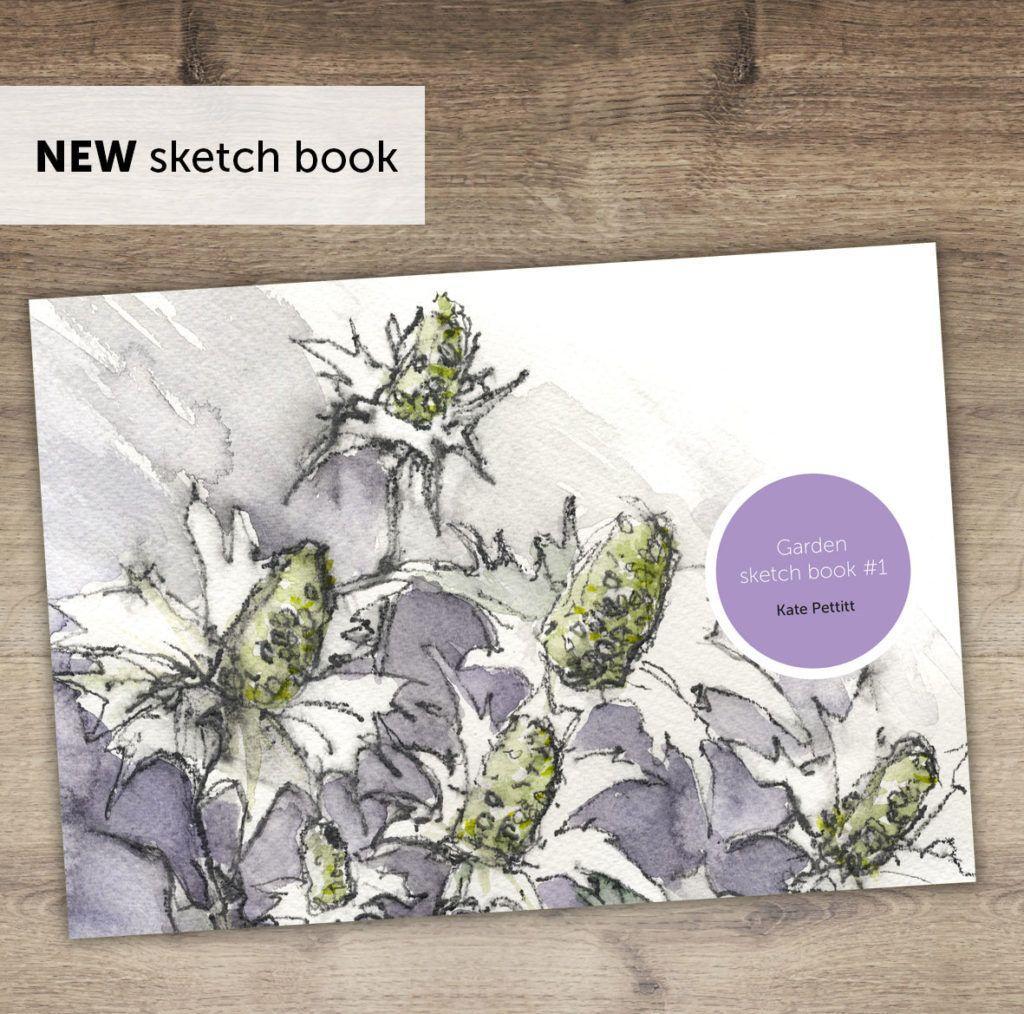 'Garden sketch book #1'
