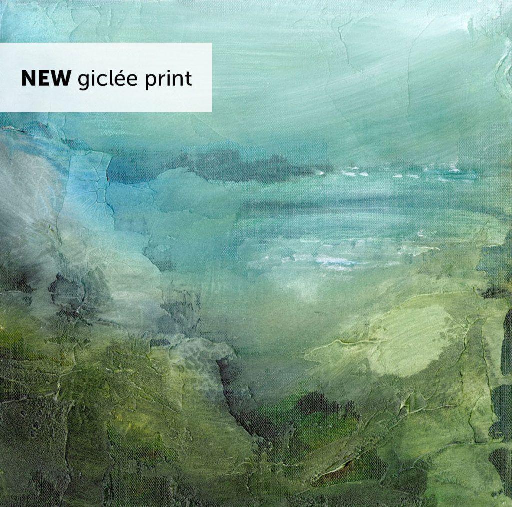 'Lands End' giclée print