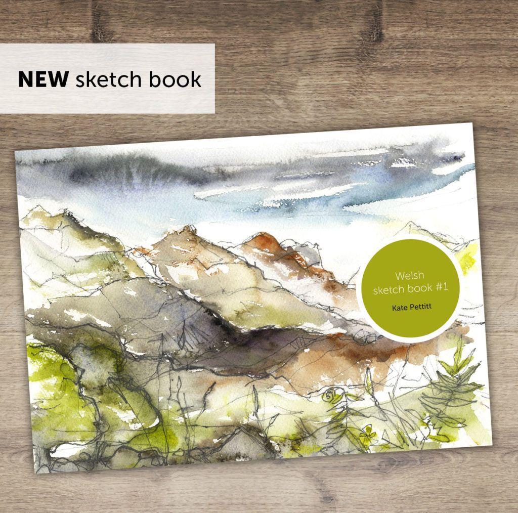'Welsh sketch book #1'