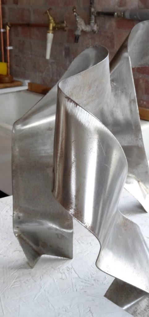 Reg Walker, sculptor