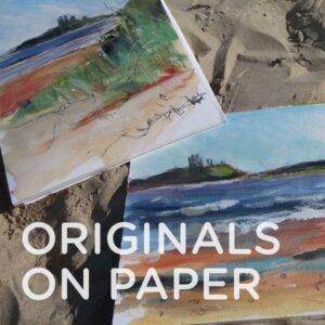 Originals on paper