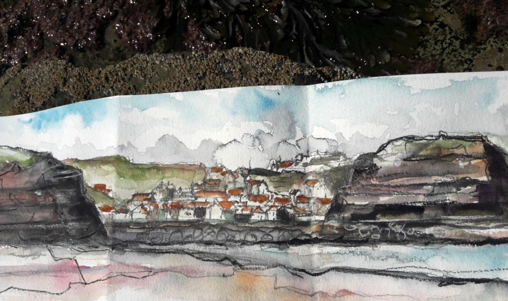 Staithes detail
