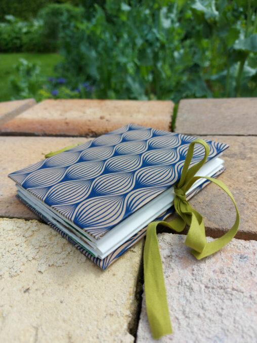 Garden Condertina Sketch Book